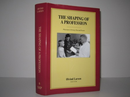Øivind Larsen: The shaping of a profession.