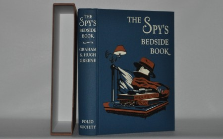 The Spy`s Bedside Book.