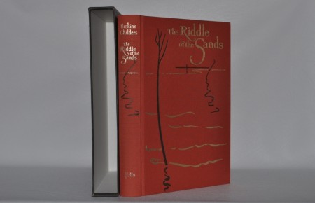 Erskine Childers: The Riddle of the Sands.