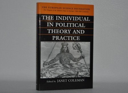 The Individual in Political Theory and Practice.