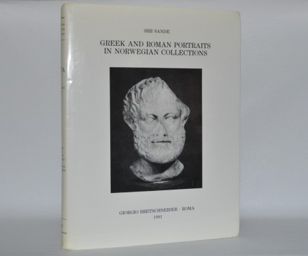 Siri Sande: Greek and Roman Portraits in Norwegian Collections.