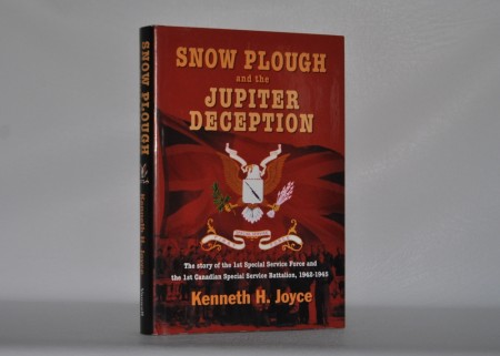 Kenneth H. Joyce: Snow Plough and the Jupiter Deception.