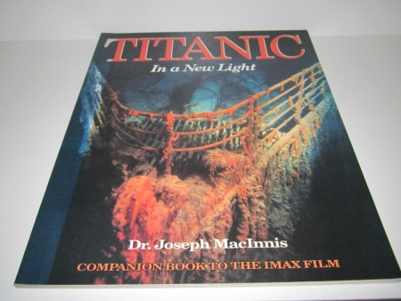 Dr. Joseph MacInnis: Titanic. In a new light.
