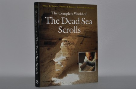 The Complete World of The Dead Sea Scrolls.