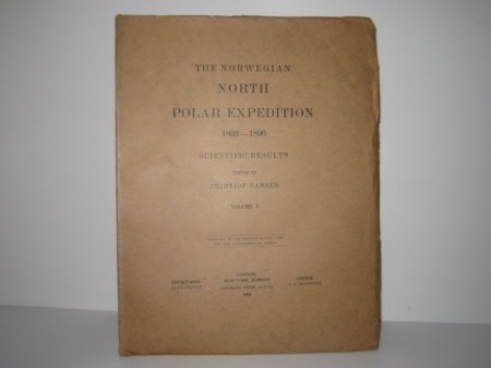 The Norwegian North Polar Expedition 1893-1896. Scientific results Vol V.