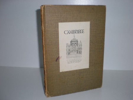 Cambridge. A sketch-book by Walter M. Keesey