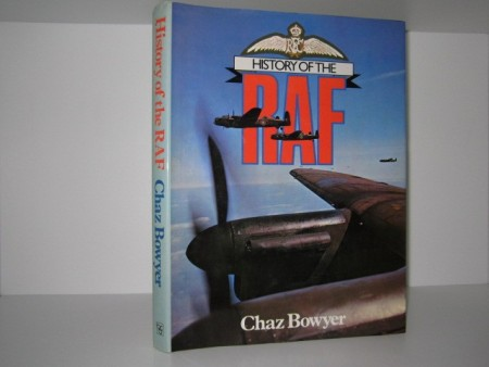 Chaz Bowyer: History of the RAF.