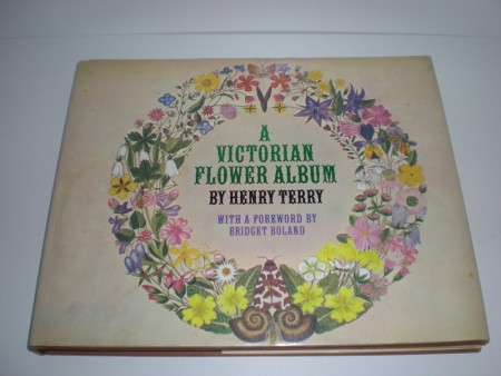 Henry Terry: A Victorian flower album. Bloomsbury Books London 1986.