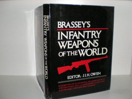 J. I. H. Owen (ed.) Brassey`s  Infantry weapons of the world 1950-1975