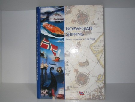 Norwegian shipping. The past, the present and the future.  2000/2001.