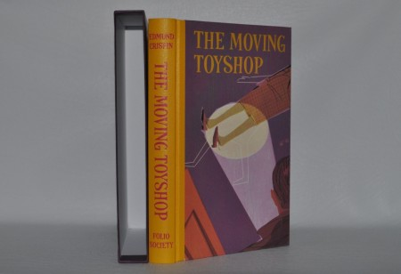 Edmund Crispin: The Moving Toyshop.