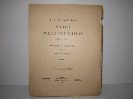 The Norwegian North Polar Expedition 1893-1896. Scientific results Vol II.