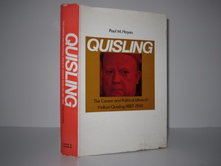Paul M. Hayes: Quisling.