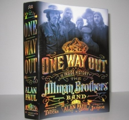 Alan Paul: One Way Out.